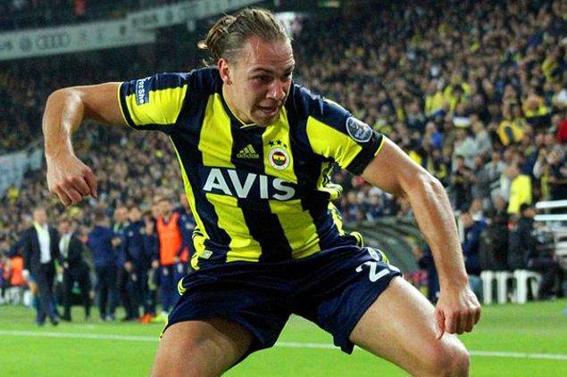 2. Michael Frey / Fenerbahçe ➡️ Çaykur Rizespor