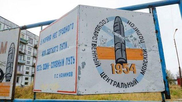 Rusya'da patlamanın yaşandığı askeri üs 1954 yılında açıldı. Bu üste Rusya balistik füzeler ve donanmasına ait füzeleri test ediyor.