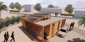 Türkiye'den 40 Üniversite Öğrencisi Atıktan Enerji Elde Edebilen 'Akıllı Ev' Tasarladı