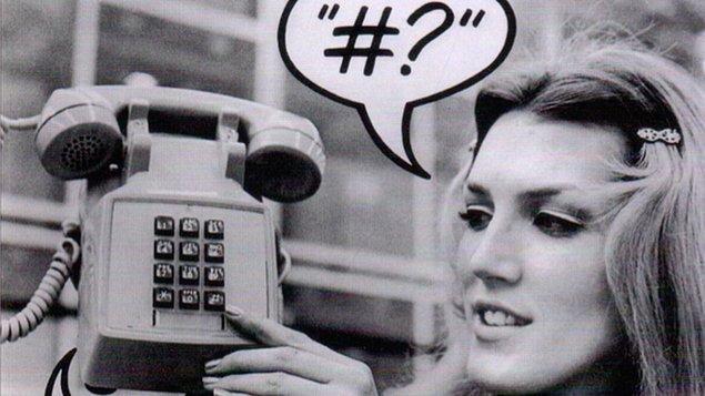 """Libra pondo'nun kısaltması ve telefon tuş takımından da tanıyacağımız """"Octothorpe"""" olarak bilinen sembol, müzikte diyez işaretini de oldukça andırıyor."""