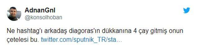 """""""Hashtag işaretini 900 yıl önce Bizanslılar kullanmış"""" haberine sosyal medyadan gelen mizahi yorumları derledik..."""