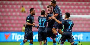Trabzonspor, Sparta Prag Karşısında Tur Peşinde