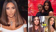 Senin Yüzüne N'olmuş? Kim Kardashian'ın Bir Hayli Değişmiş Görünen Yüzü Yeni Bir Tartışma Konusu Oldu