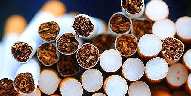 Sigara tüketimi bakımından en az orana sahip ülkelerin başında Gana, Etiyopya, Nijerya, Eritre ve Panama geliyor.