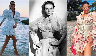 Modern Köylü Kızları Geliyor: 2019'un En Büyük Stil Trendi Olan Romantik Çiftlik Kıyafetleri
