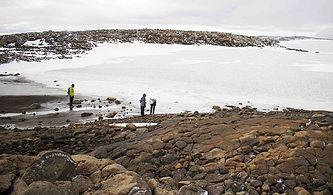 Okjokull'a Veda: İzlanda 700 Yaşında 'Ölen' İlk Buzulu İçin Tören Düzenledi