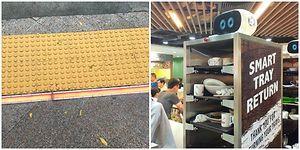Şahsına Münhasır Ülkelerden Biri Olan Singapur'dan Başka Hiçbir Yerde Göremeyeceğiniz 24 Buluş