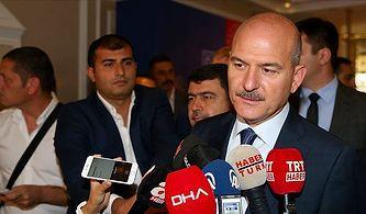 İçişleri Bakanı Soylu: 'Hukukun ve Demokrasinin En Temel Görevi Milletin Oylarını Teröre İstismar Ettirmemektir'