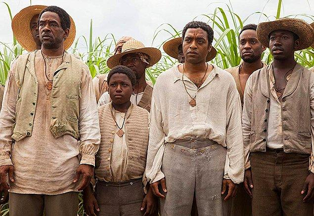 8. 12 Years A Slave (2013)