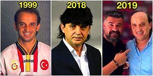 Futbolu Kadar Saçıyla da Tanınan Galatasaraylı Efsane Suat Kaya 20 Yıl Sonra Peruğunu Çıkarttı!