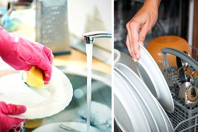 3. Bulaşık deterjanı