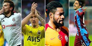 Altından Daha Değerliler! Süper Lig'in En Değerli 25 Futbolcusu