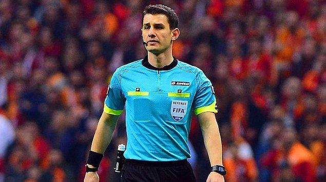 Türkiye Futbol Federasyonu'ndan yapılan açıklamayla Süper Lig Cemil Usta Sezonu'nun 2. hafta maçları hakemleri belli oldu.
