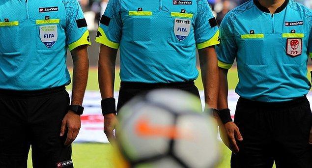 Süper Lig'in 3. haftasında oynanacak maçlarda görev alacak hakemler ise şu şekilde: