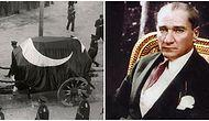 """Ulu Önder Mustafa Kemal Atatürk'ün Cenazesinde Gökten Yağan Düğmelerin Hikâyesi: """"Ben Senden Sonra Eksiğim…"""""""