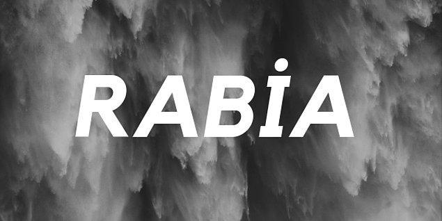 Rabia!