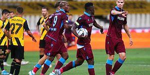 Trabzonspor, Atina'da Tur Kapısını Araladı