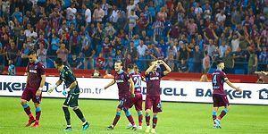 Trabzonspor'un Bileği Bükülmüyor! Yeni Malatyaspor'u da Geçmesini Bildiler