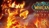 15. Yılına Özel WOW (World Of Warcraft Classic) Açılıyor
