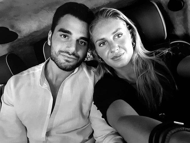 11. Survivor, yeni bir aşkın daha filizlenmesine sebep oldu. Atakan ve Katerina Dalaka, yaşadıkları aşkı sosyal medyada paylaşmaya başladı.