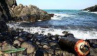 8.5 Ay Önce Karaya Oturmuştu: Şile'de Terk Edilen Gemiden Yakıt Sızıyor İddiası