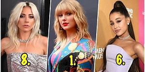 Taylor Swift Dudak Uçuklattı! 2019 Yılında Müzik Sektöründen En Çok Para Kazanan Kadınlar
