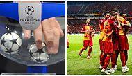 Başarılar Cimbom! Şampiyonlar Ligi Kurası Saat Kaçta, Galatasaray'ın Muhtemel Rakipleri Kimler?
