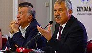 Adana Belediye Başkanı Zeydan Karalar: 'Açılmayan Sondaj Kuyularına 5 Milyon TL Ödenmiş'
