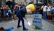 Muhalefet 'Britanya Usulü Darbe' Dedi: İngiltere'de Kraliçe, Hükümetin Talebiyle Parlamento'nun Askıya Alınmasını Onayladı