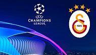 İşimiz Zor! Galatasaray'ın Şampiyonlar Ligi'ndeki Rakipleri Belli Oldu