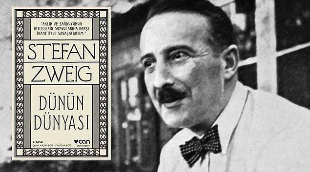 14. Dünün Dünyası-Stefan Zweig