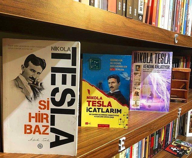 8. Nikola Tesla Kendini Anlatıyor-Nikola Tesla