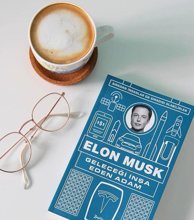9. Geleceği İnşa Eden Adam-Elon Musk