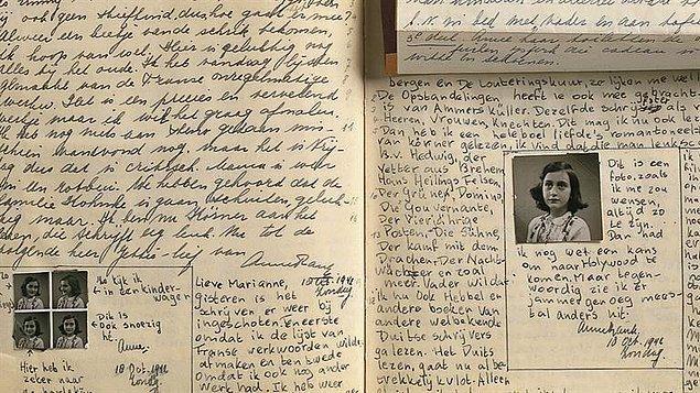 BONUS 2: Anne Frank'ın Hatıra Defteri-Otto Frank