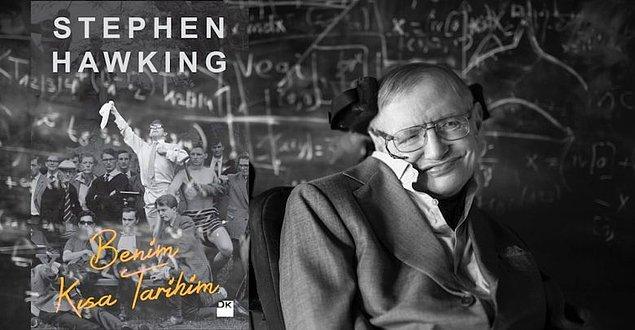 11. Benim Kısa Tarihim-Stephen Hawking