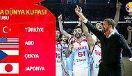2019 FIBA Basketbol Dünya Kupası Başladı! 12 Dev Adam'ın Maçları Ne Zaman ve Hangi Kanalda?