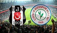 Beşiktaş - Rizespor Maçının Golleri