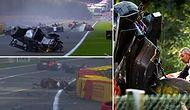 Formula 2'de Üzücü Kaza: Anthoine Hubert Hayatını Kaybetti!