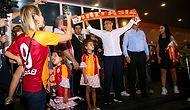 Atatürk Havalimanı Yangın Yerine Döndü: Falcao Galatasaray'la Sözleşme İmzalamak İçin İstanbul'da