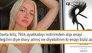 Danla Bilic, İndirimden 5 Bin TL'ye Aldığı Ayakkabıyı Enayi Olmadığını Söyleyerek Paylaşınca Sosyal Medyanın Diline Düştü!