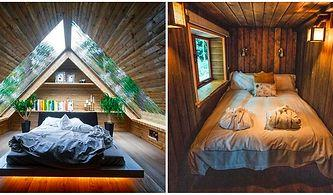 Hepimize Derin Bir İç Çektirecek Asla Ayrılmak İstemeyeceğiniz Birbirinden Muhteşem Yatak Odaları