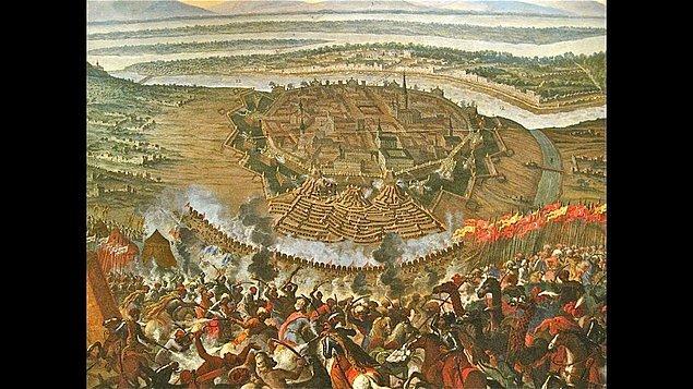 1529 - I. Süleyman'ın komuta ettiği Osmanlı Ordusu, Viyana Kuşatması'nı kaldırdı.