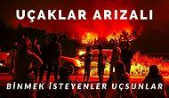 İzmir Orman Yangınları