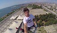 Ölümün Kıyısında 'Ölmek İstemiyorum' Dedi: Parkur Sporcusu 'Emine Bulut' İçin Baz İstasyonuna Tırmandı!