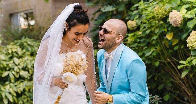 Yaklaşık 4 ay önce Merve Özgüle ile nişanlanan Küçükçağlayan, geçtiğimiz gün evlendi!