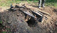 40 Günlük Mezar Kazıldı: Ayı İddiasına Karşı Fotokapan Kuruldu