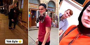 Ukrayna'da İnsanları Rahatsız Ederek Video Çeken Fenomen Betül Demirkaya'ya Twitter'da Tepki Yağdı!