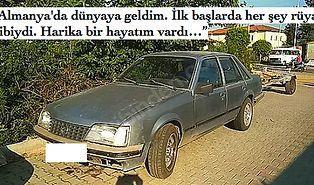 Eski Bir Otomobilin Ağzından Yazılmış Okuyanları Duygulandıran Araç İlanı
