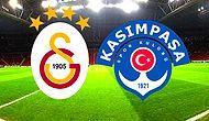 Süper Lig'de 4. Hafta Galatasaray-Kasımpaşa Karşılaşması ile Başlıyor