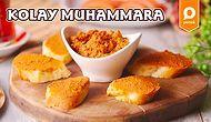 Kahvaltı Sofralarının Yıldızı Geldi! Kolay Muhammara Nasıl Yapılır?